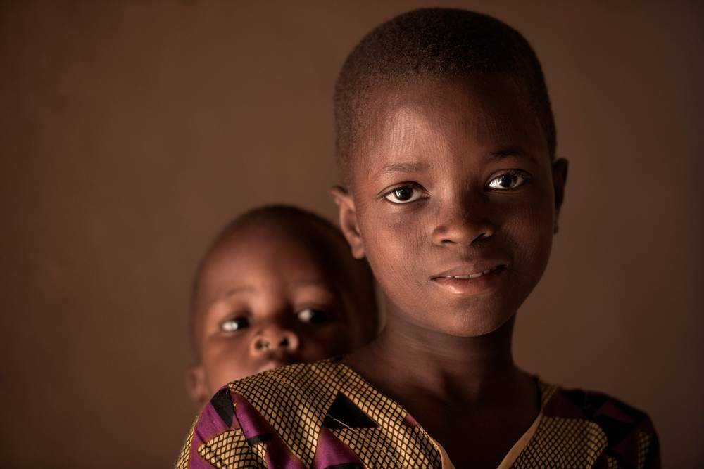 Enfant De Boukoumbe