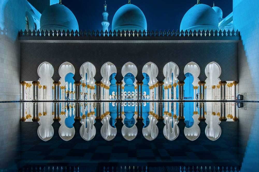 Mosquee Cheikh Zayed