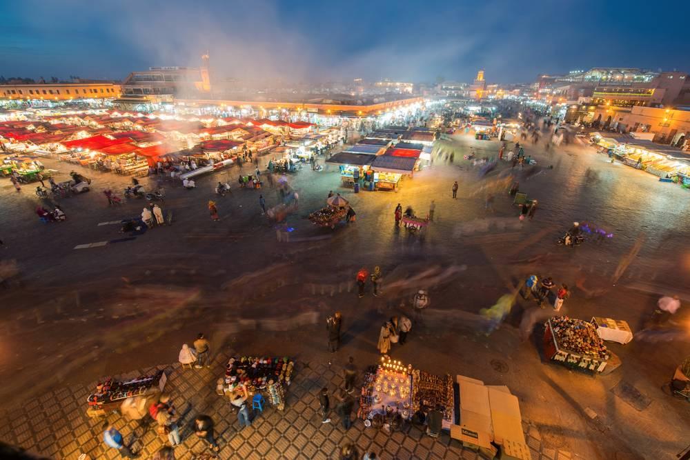 Place Jemaa El Fna