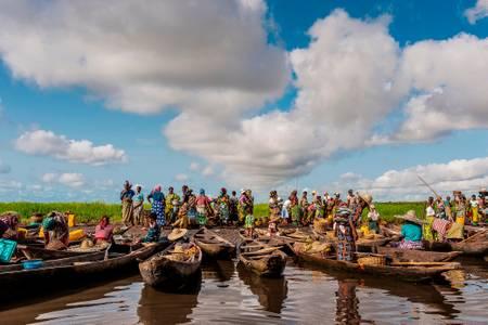 Embarcadère de Ganvié