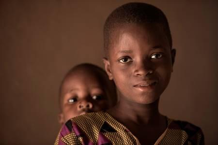 Enfant de Boukoumbé