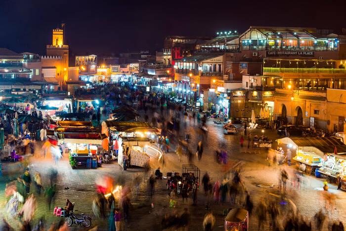 Place Jemaa El Fna 2