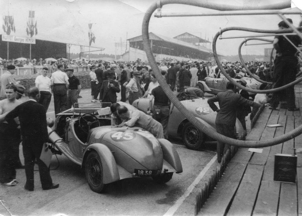 24h Du Mans En 1938
