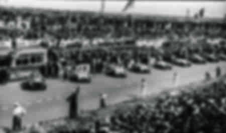 24 Hours of Le Mans 1953. START