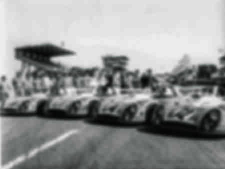24 Hours of Le Mans 1973. Il team MATRA