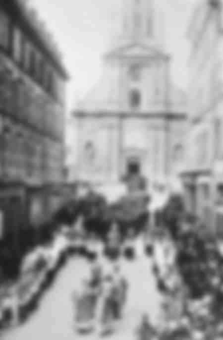 Procession à Brest