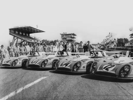 24 Heures du Mans 1973. L'écurie MATRA