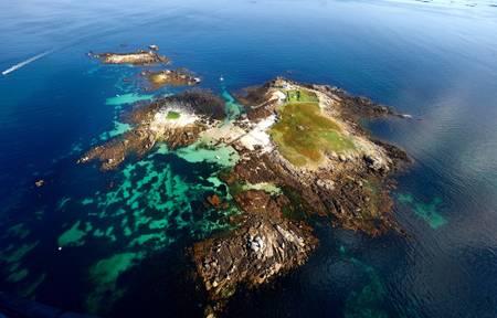 Glenan Archipelago - Sheep Island