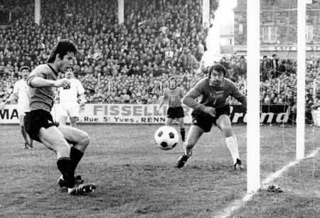 Demi finale Rennes - Marseille 1982
