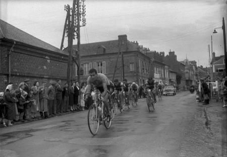 Géminiani - Anquetil - Bobet sur le Tour 1958