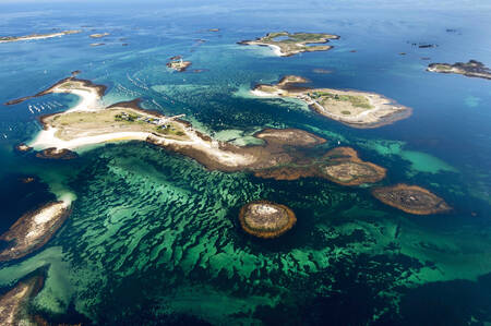 The Glenan Archipelago