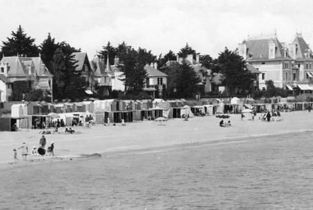 La Baule beach Benoit