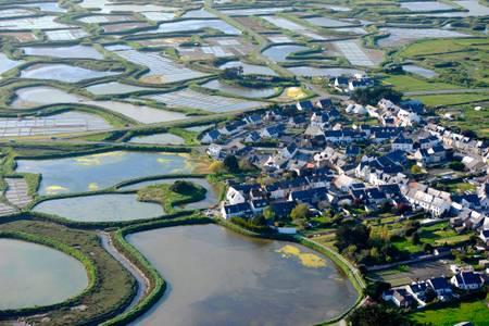 Les marais salants de Guérande