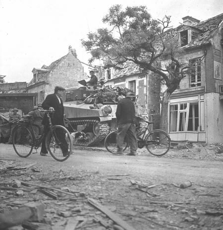 Libération de Caen