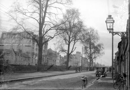 Nantes dans les années 1950