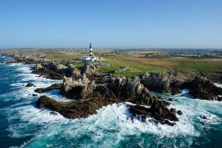 Lighthouse Creac'h