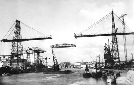 Port de commerce de Nantes