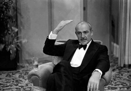 Sean Connery en 1981