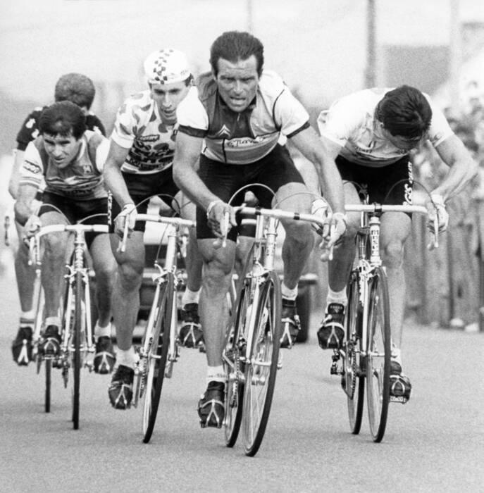 Bernard Hinault   Tour De France 1984