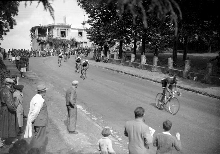 Jean Robic Sur Le Tour 1951
