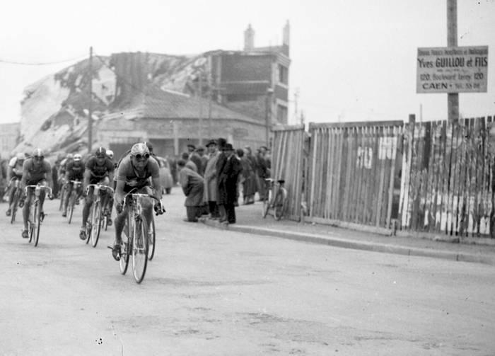 Tour De France 1948 Etape Trouville Dinard