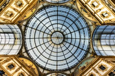 The Vittorio Emanuele Gallery