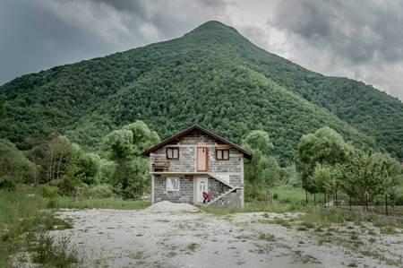 La maison et la colline