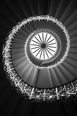 Das dunkle Londoner Auge