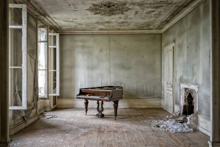 Lost Pianist