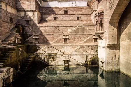 Anciens Bains de l'Inde