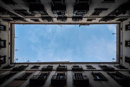 Ciel de Barcelone