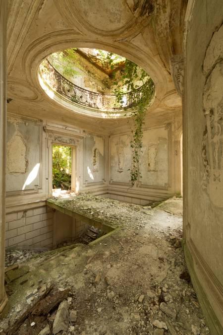 La plus belle des ruines du monde