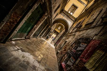 Alley of Venice