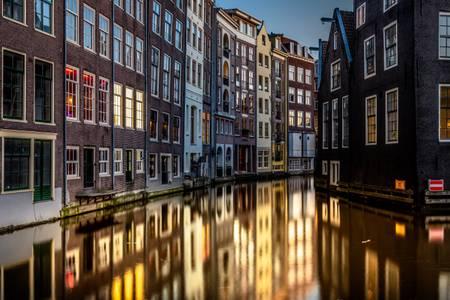 Réflexion Amsterdam