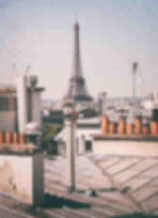 Retro Parijs