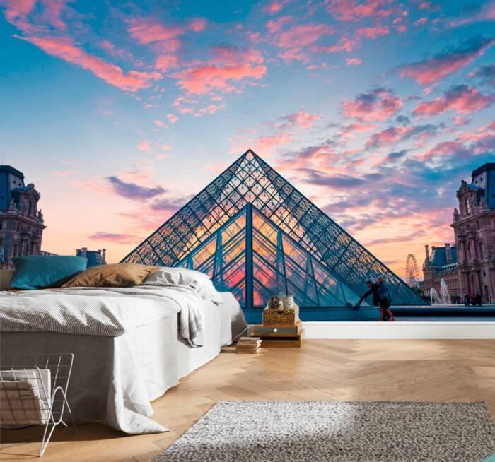 Die Louvre-Pyramide