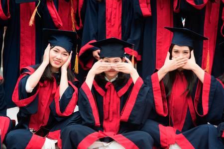 Les étudiantes