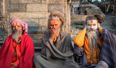 Les trois sages