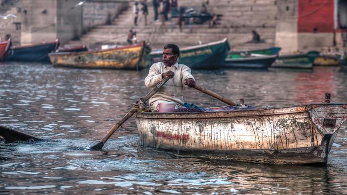 Pecheur Du Gange