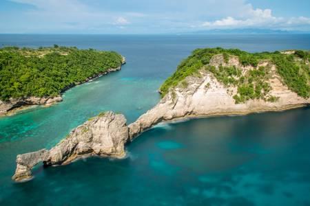Cliffs of Nusa Penida