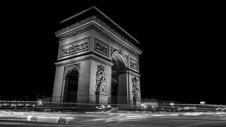 Virée en voiture à Paris