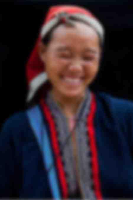 Dzao rouge vietnam