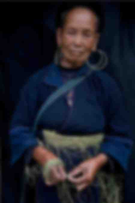 North Hmong woman Vietnam