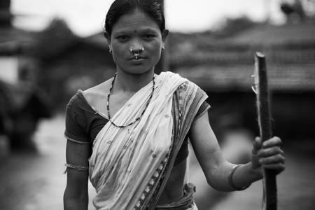 Chhattisgarh woman