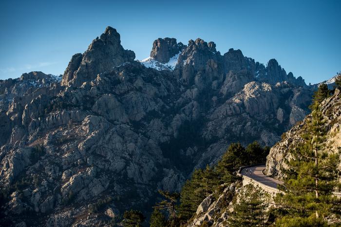 Velo De Route Corse