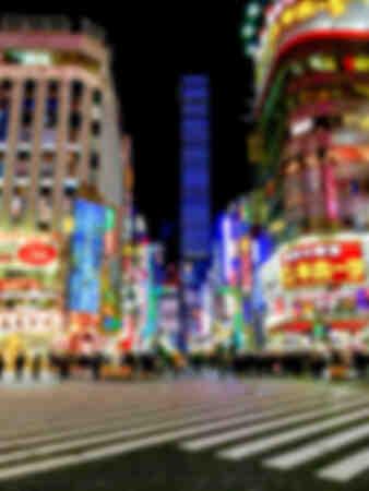 Godzilla Street Shinzuku