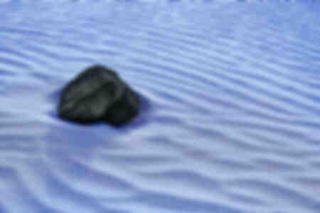 Sand hav