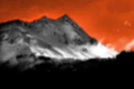 Mountain Orange
