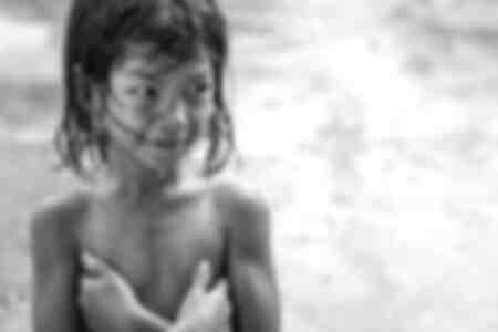 The little girl of the rain III