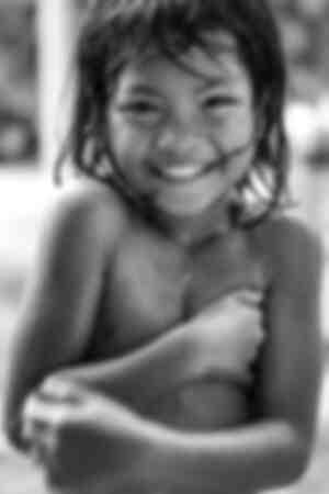The little girl of the rain IV